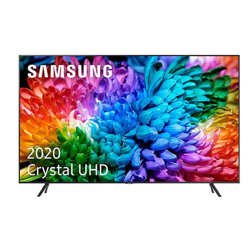 Televisor Samsung Crystal UHD 50TU7105 (2020)