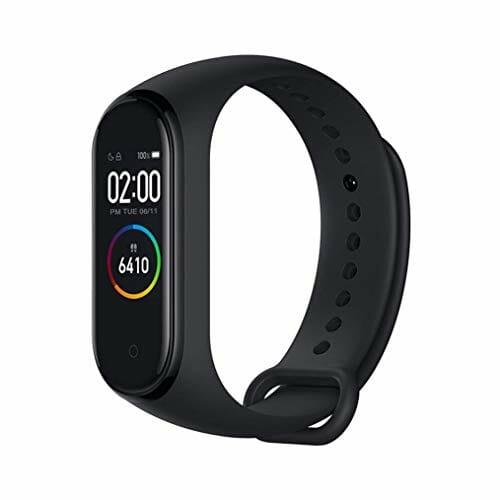 Xiaomi Band 4: pulsera de inteligente deportiva