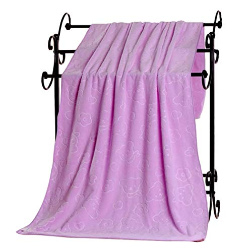 Suaves y absorventes toallas de baño Mymotto (4 colores) por sólo 5,80€ con el #CÓDIGO: GULY4DMO