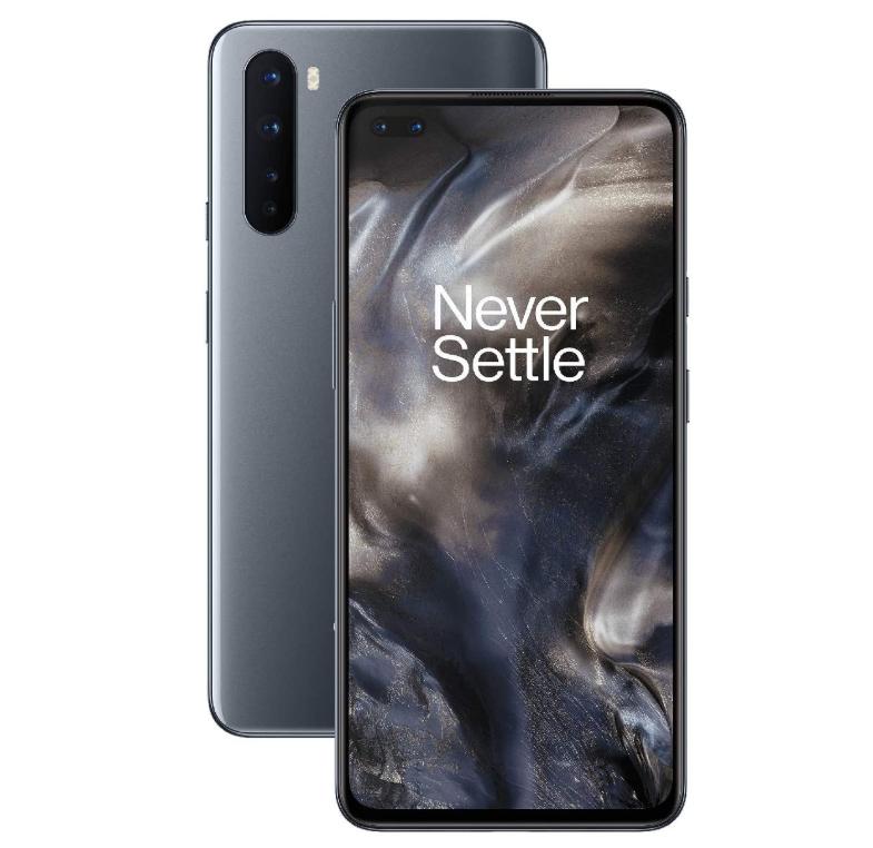 Smartphone OnePlus 8 NORD 8GB+128GB por sólo 369€ (precio al tramitar pedido)